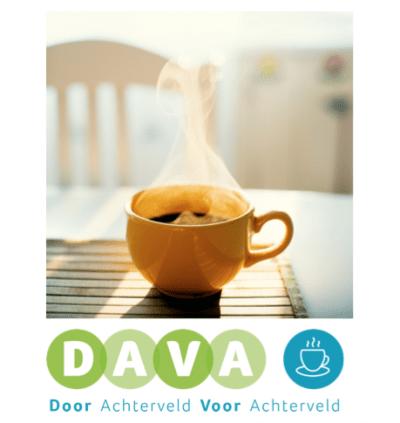 DAVA Buurthuiskamer De Oude Bieb Achterveld koffie drinken
